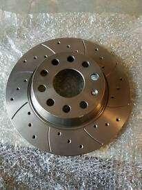 VW Audi Seat Skoda brake discs
