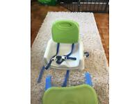 Fisher Price Healthy Deluxe Booster Seat