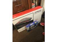 43inch Ultra HD plasma Tv with PlayStation 4