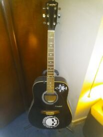 Westfield guitar and accessories