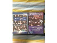Mike Portnoy Liquid Dream Theatre and Thomas Lang Creative Control Drummng DVDs
