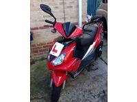Longjia 125cc Moped For Sale