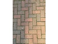 RED BRIDLE BLOCK PAVING