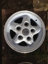 Land Rover DISCOVERY 16''alloy wheels rims ( set of 4 )