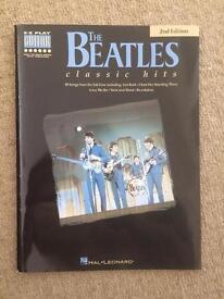 Guitar book beatles classic hits