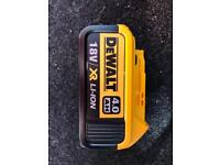 Brand New DeWalt Battery