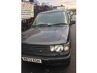 Range Rover SPARES OR REPAIRS 4.6hse