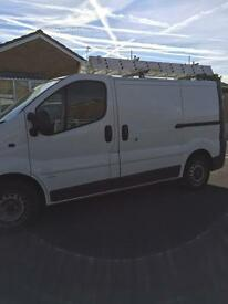 Vivaro swaps for a smaller van