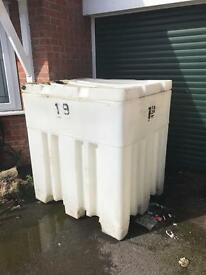 IBC / Water butt for allotment etc