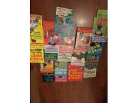 Horrid Henry books - 22 books