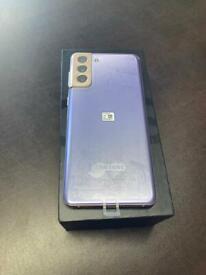 Samsung galaxy s21 Plus 5g 128gb unlocked brand new condition with Samsung warranty