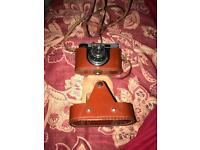 Vintage camera. Cosmic 35.