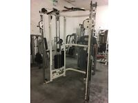 LIFE FITNESS PRO 1 DUAL ADJUSTABLE PULLEY FORSALE!!