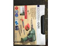 brand new soldering gun never been used all in box unwanted gift £20
