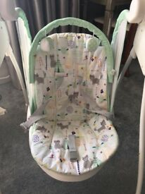 Gràcia baby chair swing suitable from birth