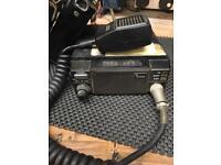 Icom VHF and 3 x Zycomm Handhelds