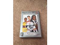 FIFA 2003 PS2 Game