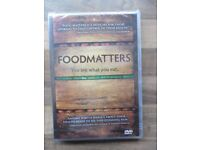Foodmatters, You Are What You Eat. New.