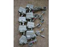 Official Nintendo 3DS Charger Cables