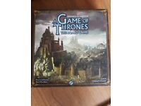 Game of Thrones Board Games - *As New*
