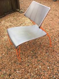 Garden Chair & Lounger