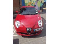 Alfa Romeo MiTo Hatchback (2008 - 2013) MK1 1.4 TB MultiAir Lusso ALFA TCT 3dr