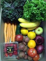 Franchise for sale - Home and Office Delivery of Organic Food