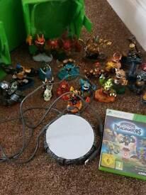 Xbox 360 skylanders bundle