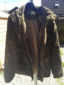 Fishing- shooting jacket