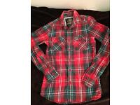 Superdry men's shirt £10