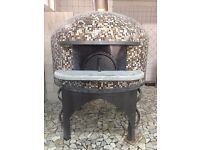 PIZZA OVEN HAND-MADE IN ITALY