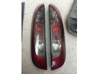 Corsa C 02-05 backlights