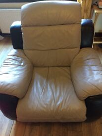 FREE Armchair - very comfortable - reclines