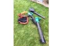 Electric Leaf Blower & Vacuum/Mulcher