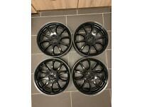 Alloy wheels. Mini Cooper s alloys. Refurbished