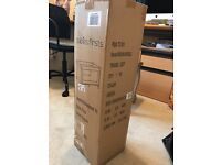 Babies Firsts green Travel Cot- brand new and still in unopened box