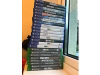 TONS OF PS4 AND XBOX ONE GAMES HAVE A LOOK WILL SELL SEPARATELY