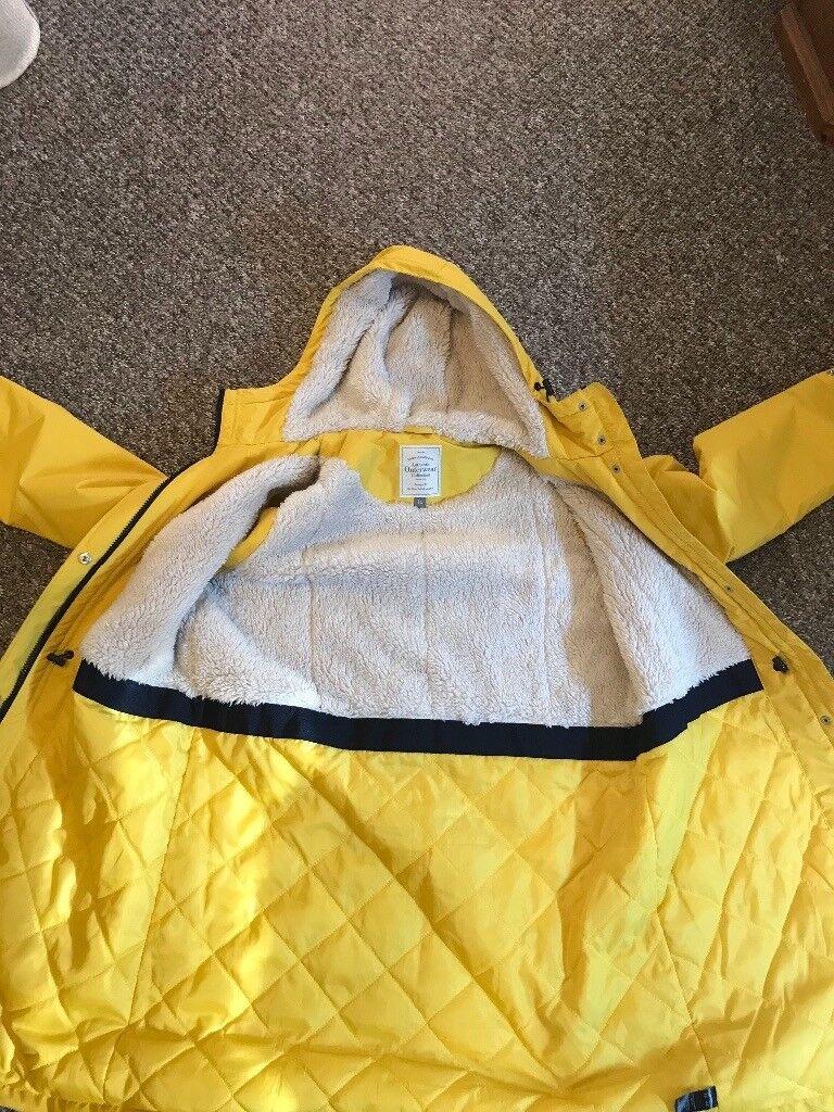 32d70f4ce Asda George women s Yellow Rain Coat - 16