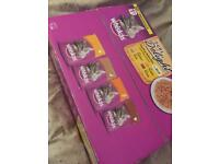Cat food bundle