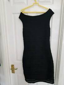 Lipsy size 12 bodycon dress