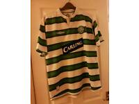 Men's Celtic 03/04 home top