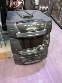 Panasonic SA-AK25 CD Stereo HiFi System