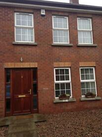 3 Bedroom end townhouse for rent - lisburn