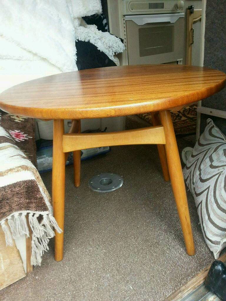 Small 70s Coffee Table