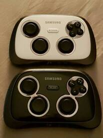 Rare official Samsung Game Pad Nfc Controller Bluetooth s3 s4 s5 s6 s7 edge note