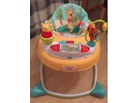 Winnie the Pooh Baby Walker (excellent condition)