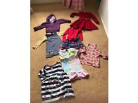 Bundle of girls Clothes - Size 3-4 £8