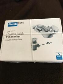 Plumbsure Basin Mixer