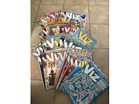 Viz Comics / Annuals - Ideal lockdown reading material