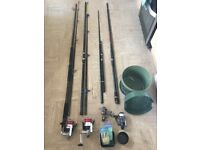 Fishing set up